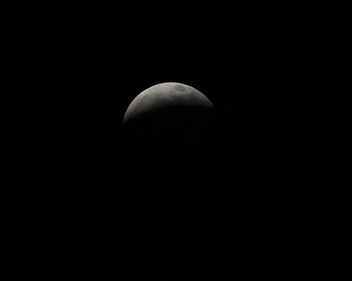 Lunar Eclipse: Our View from California | by JAD Snippets
