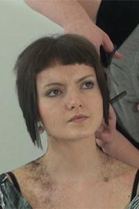 Fetish Flicker hair