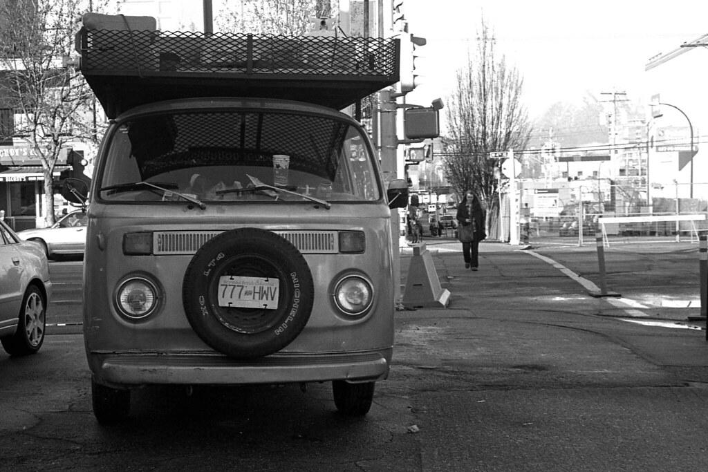 Hippie Wagon Leica M3 With 502 Summicron Dr Kodak Tri X Flickr