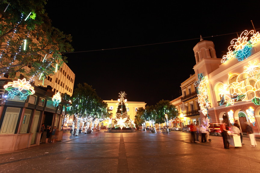puerto rico christmas in old san juan by j p r i m e - Puerto Rico Christmas