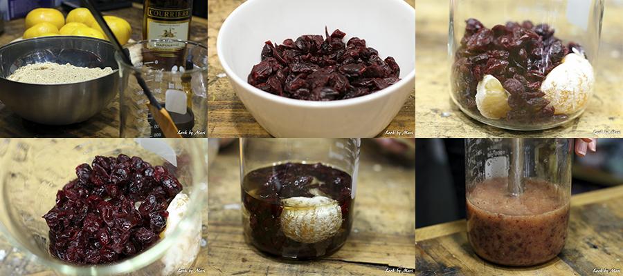 14 making lush buche de noel by hand bloggers event