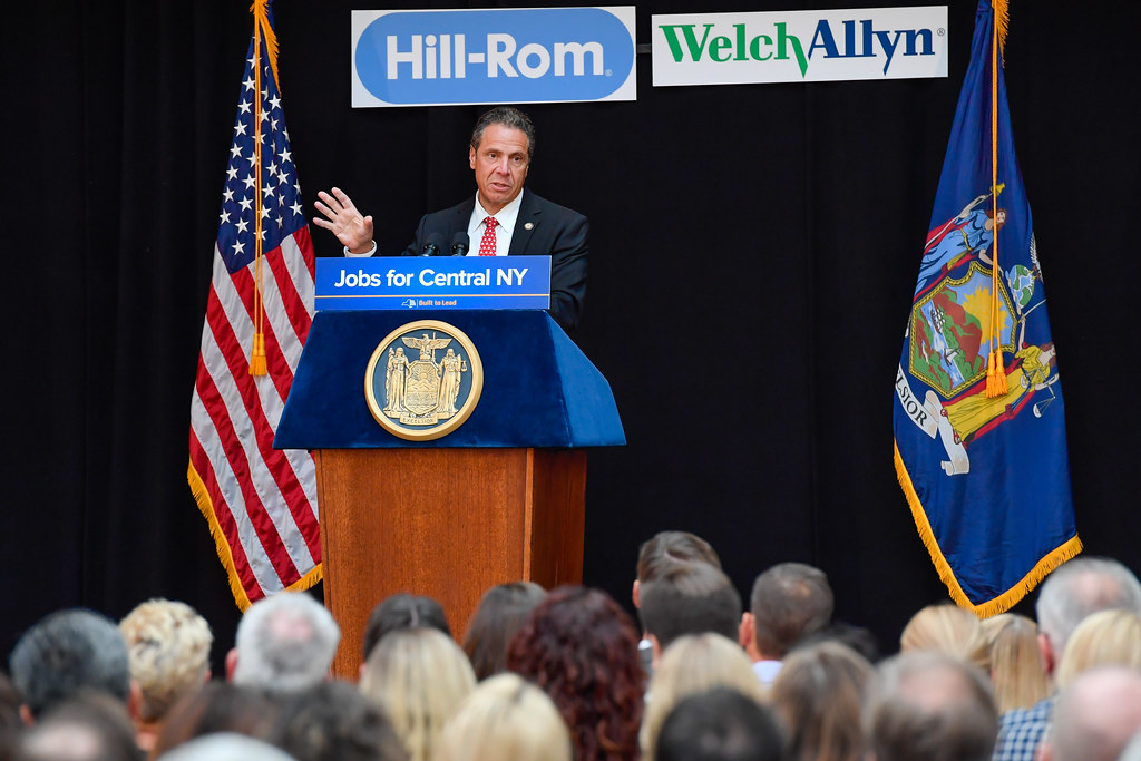 Governor Cuomo Announces Hill-Rom Holdings will Create 100 Jobs, Invest Millions in CNY