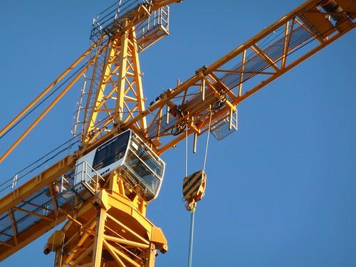 Tower Crane New Technology : Liebherr tower crane lars igelstr?m flickr