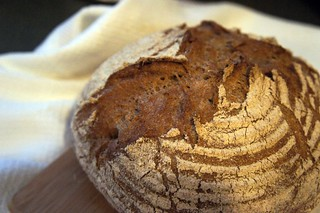 Homemade Organic Boule | by defmonk2007