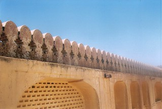 amber fort | by wildthornberry