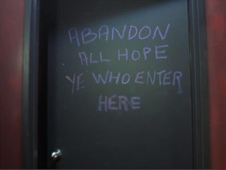 ABANDON ALL HOPE YE WHO ENTER HERE, door, Boston, The Boondock Saints, film | by Wonderlane