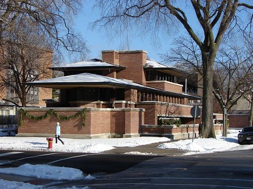 Robie House, Hyde Park, Chicago | by lmgadelha