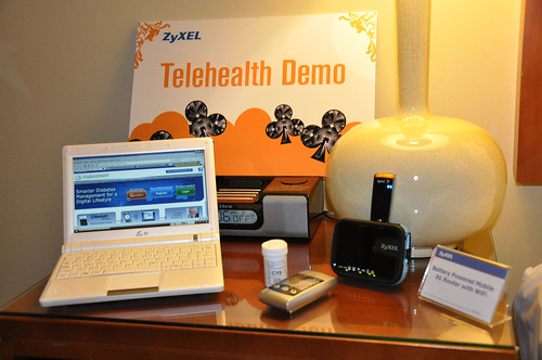 Telehealth Demo | by ZyXEL America