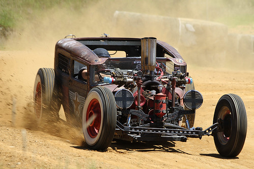 Rat Rod powered by Cadillac | by Spooky21