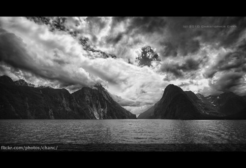 Milford Sound Panorama, New Zealand | by Christopher Chan
