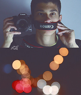 Self Portrait: Shut Up & Take Bokeh's | by AhmadHammoud