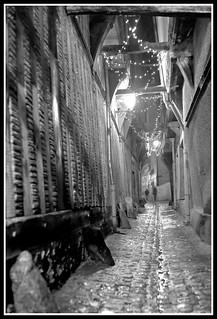 Ruelle des Chats in December - Troyes | by Yannick Michel