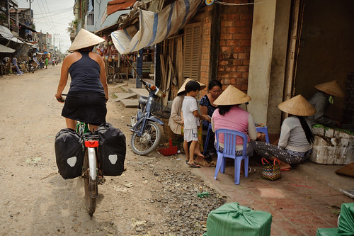 Tara Cycling in Vietnam | by goingslowly