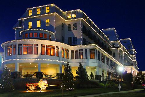 Castle Hotel In New Hampshire