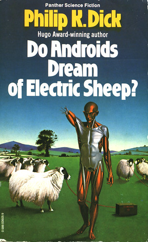 Do Androids Dream of Electric Sheep | by Wolfwings