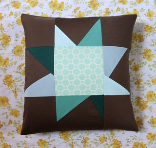 Stars In Your Eyes Pillow | by Smile And Wave