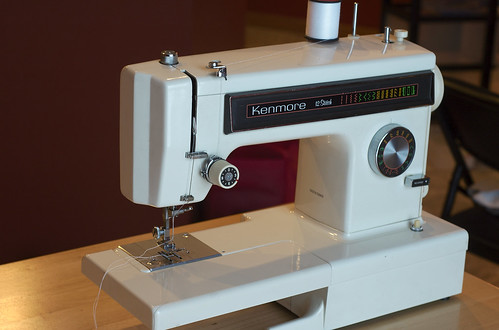 Kenmore Sewing Machine | by mbaylor