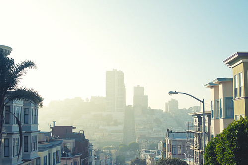 San Francisco sunset | by >>>STIAN<<<