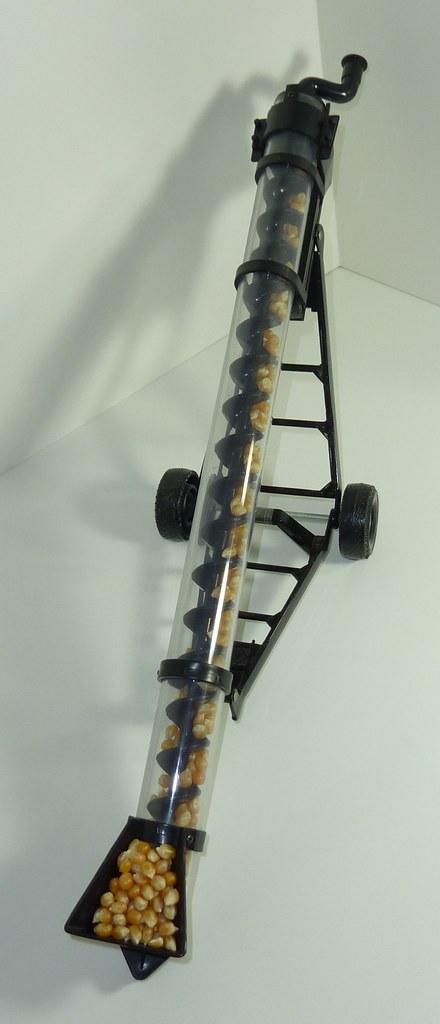 Toy Grain Auger | Shown in photo: ERTL toy grain auger Refer
