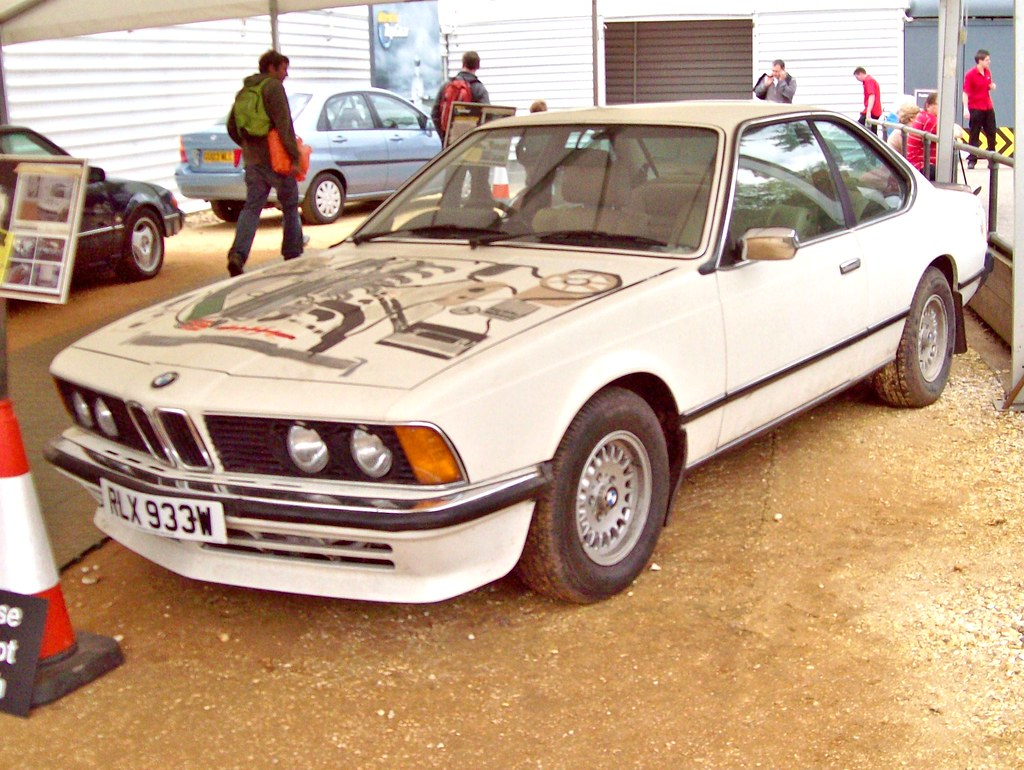 445 BMW E24 635 CSi Auto (1978-81)   BMW 635 CSi Auto (1980)…   Flickr