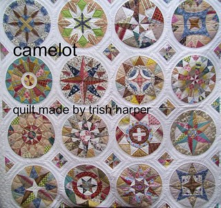 Camelot by Trish Harper | The pattern for this absolutely ...