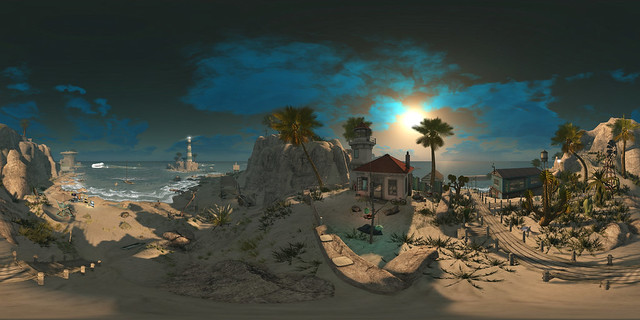 Camera Panoramic - Click to see it in 3D