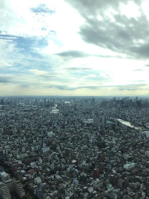 from tokyo sky tree