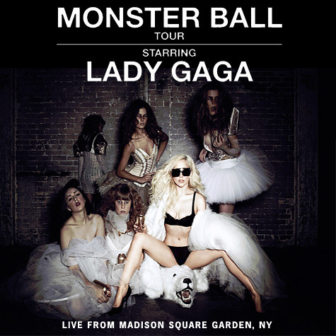 Lady Gaga Monster Ball Tour Live From Madison Square G Flickr