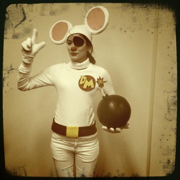 Danger Mouse | By Mypickle Danger Mouse | By Mypickle
