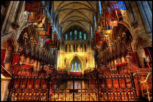 St Patrick's Cathedral, Dublin | by nabilishes [on and off]