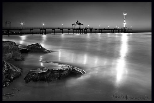 Brighton Jetty @ Adelaide | by edward821