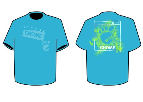 gnome t-shirt | by honkia