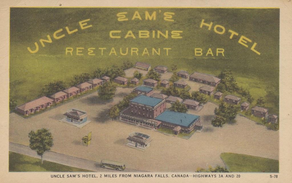 Uncle Sam's Hotel & Cabins - Niagara Falls, Ontario