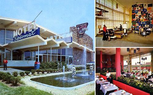 Diplomat Motor Hotel Washington Dc New York Avenue And