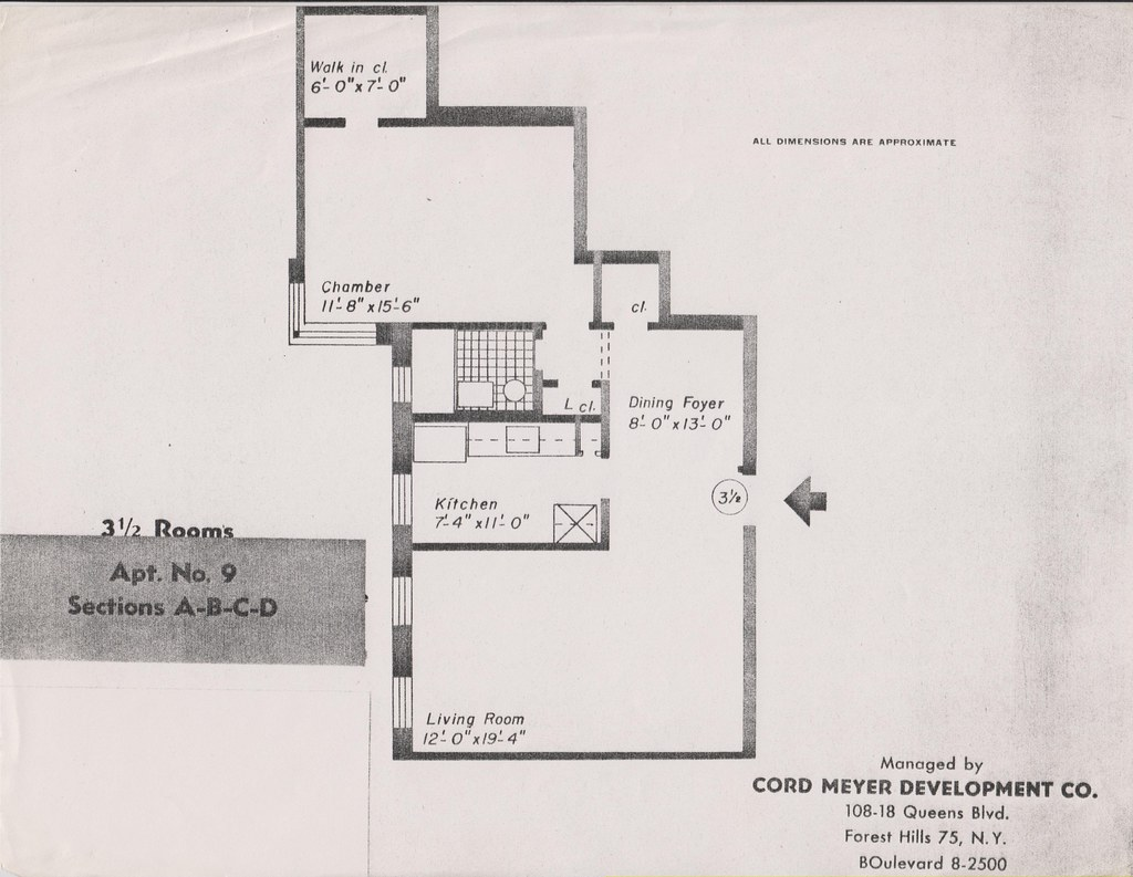 Balfour 112 20 72nd dr forest hills ny blueprint 10 flickr balfour 112 20 72nd dr forest hills ny blueprint 10 by rego forest malvernweather Gallery