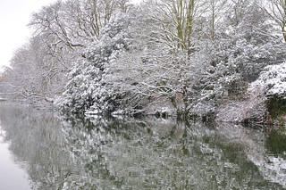 A Snowy Day in Abingdon | by Ian Campsall