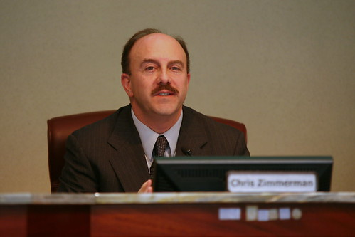 Arlington County Board Organizational Meeting Jan 1, 2011 | by cliff1066™
