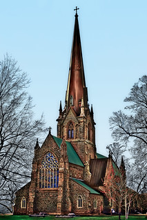Fredericton_Christ_Church_Cathederal 2011 | by RicKarr