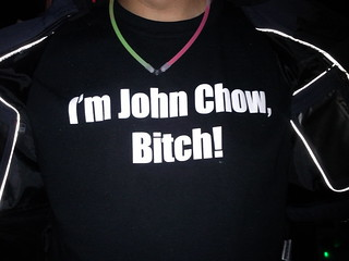 John Chow and the shirt he was immensely proud of | by leyla.a