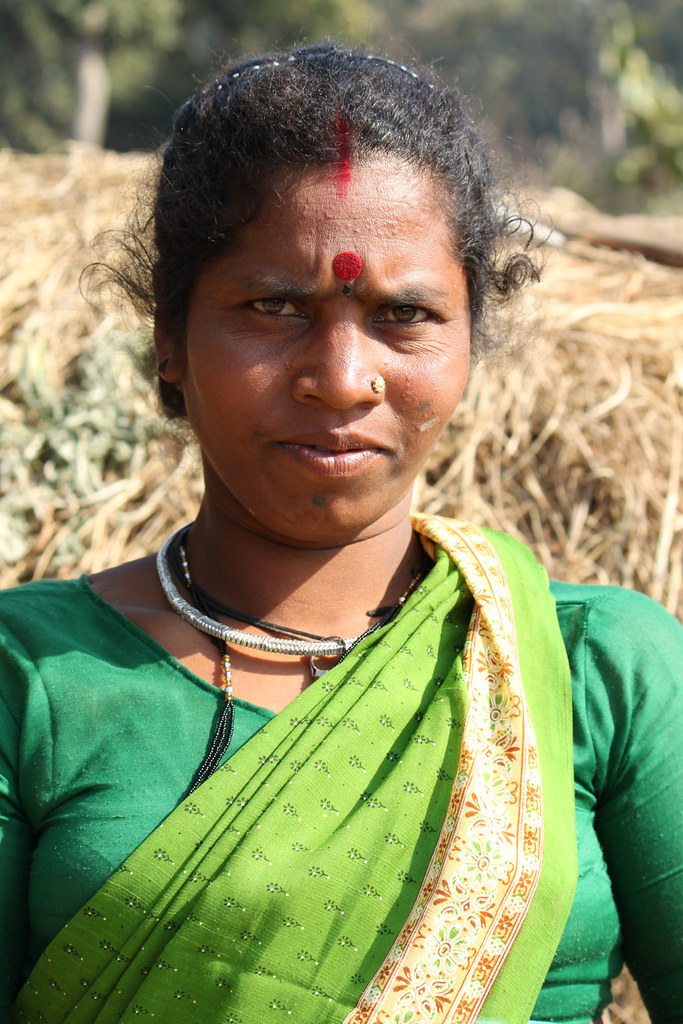 indian tribal women  Indian Tribal Woman near Kanha | This picture was taken at a… | Flickr