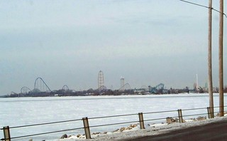 Cedar Point - Off-Season Bay View | by Andrew Borgen