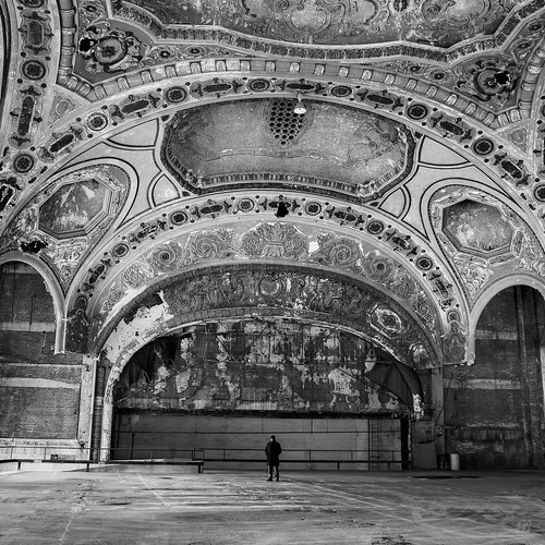 are.you.not.entertained. | The Michigan Theater | Detroit, M… | Flickr