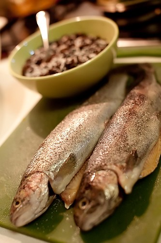 Home Smoked Trout | by Abstract Gourmet
