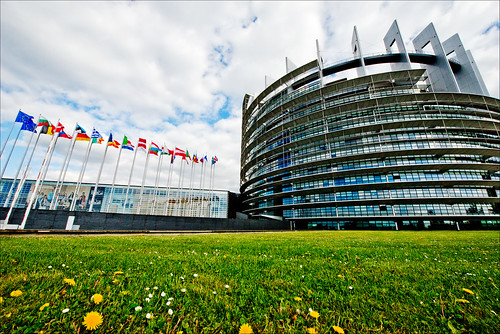 The grass is always greener... | by European Parliament
