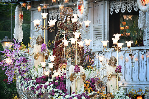 Sta. Catalina Procession and Festival of Lights 2010 | by Gibby™
