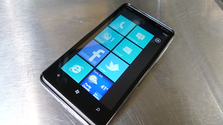 HTC HD7 Windows Phone 7 | by camknows