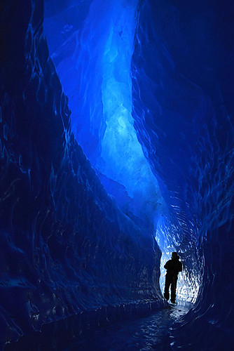The Blue Tunnel | by Anne Froehlich