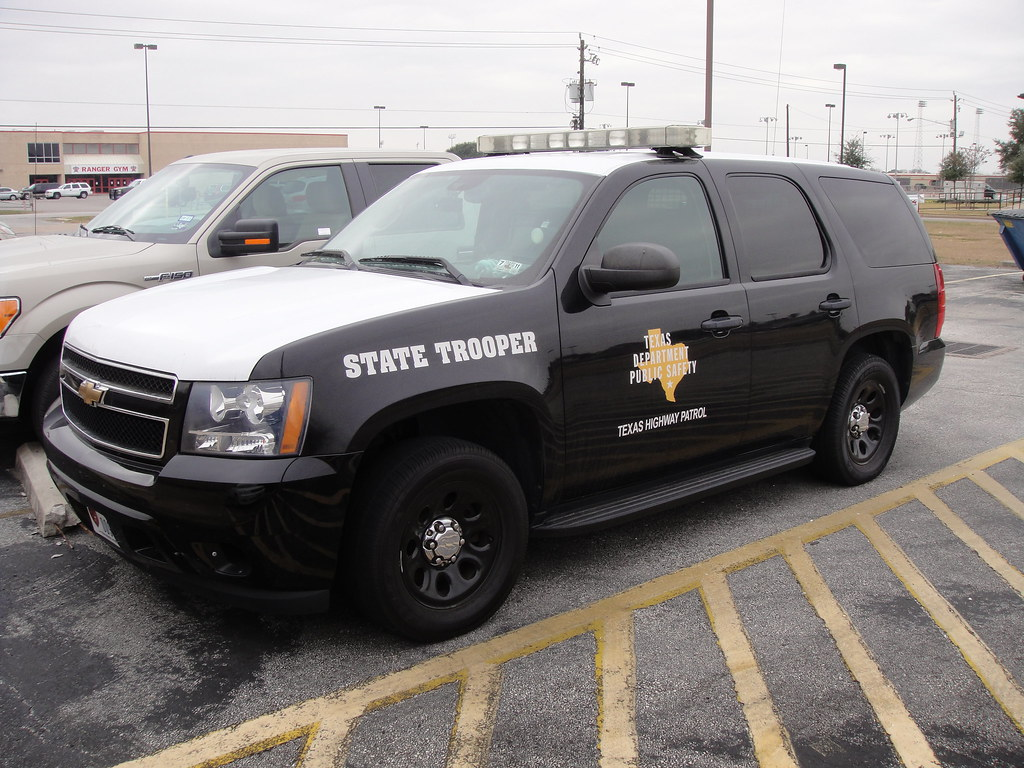 Texas State Trooper | Chevrolet Tahoe | Texas Trucker | Flickr