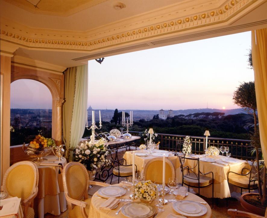 Hotel Splendide Royal Rome Http Www Jdbhotels Com Hote Flickr