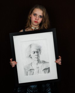 Portrait of a Young Woman with a Portrait of a Matron | by Studio d'Xavier